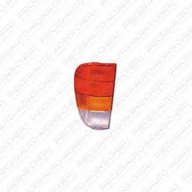 FEU ARRIERE GAUCHE ROUGE/ORANGE/BLANC CADDY 08/96 - 03/04