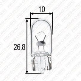 LAMPE W5W (12V 5W)