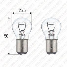 LAMPE P21/5W (12V 21/5W)
