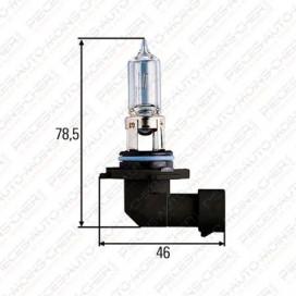 LAMPE HB3 (12V 65W P20D)