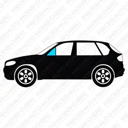 DEFLECTEUR ARRIERE GAUCHE VERT BMW Série