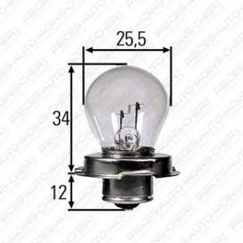 LAMPE S3 (12V 15W P26S)