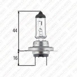LAMPE H7 (12V 55W PX26D)