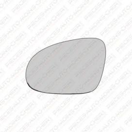 GLACE DE RETROVISEUR GAUCHE (CHAUFFANTE ASPHERIQUE) POLO 06/05 - 05/0