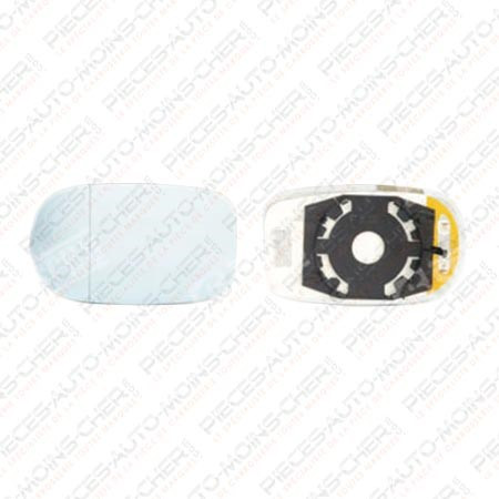GLACE RETRO D (CHAUF/CONVEXE) ALFA 166 09/98 - 09/03