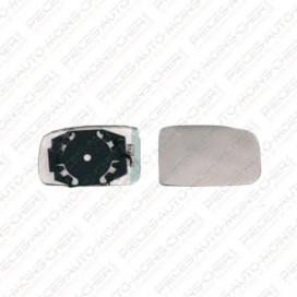 GLACE RETROVISEUR GAUCHE (CHAUFFANT/CONVEXE) PANDA 09/03 - 10/09