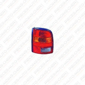 FEU ARRIERE DROIT (ROUGE/ORANGE/BLANC) MICRA K11 04/98 - 08/00