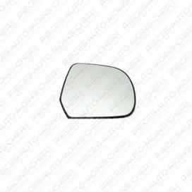 GLACE DE RETROVISEUR ASPHERIQUE(NON CHAUFFANT) MICRA 10/02 - 10/10
