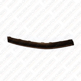 BANDEAU ARRIERE GAUCHE NOIR (+ EMPLACEMENT CHROME) 406 05/99 - 03/04