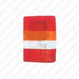 FEU ARRIERE DROIT ROUGE/ORANGE/BLANC J9 01/80 - 01/9