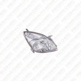 PHARE DROIT HB4+HB3 ELECTRIQUE COROLLA VERSO 01/02 - 03/04