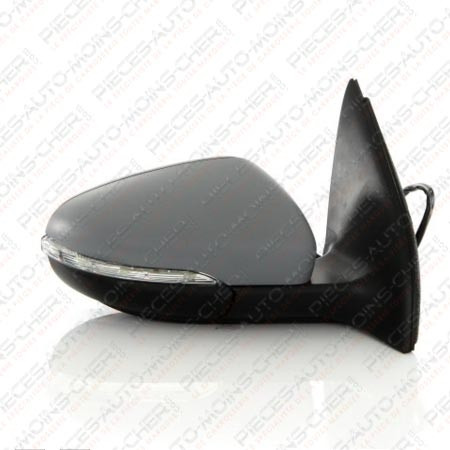 retroviseur droit chauffant feu 7 pins golf 6 depuis 11. Black Bedroom Furniture Sets. Home Design Ideas