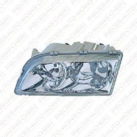 PHARE D ELEC H7+H7 5 PINS FOND CHROMEE S40/V40 12/00-12/02