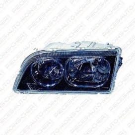 PHARE D H7+H7 ELEC 4 PINS FOND NOIR S40 DEPUIS 01/03