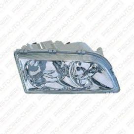 PHARE G ELEC H7+H7 4 PINS FOND CHROMEE S40/V40 12/00-12/02