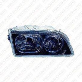 PHARE G H7+H7 ELEC 4 PINS FOND NOIR S40 DEPUIS 01/03