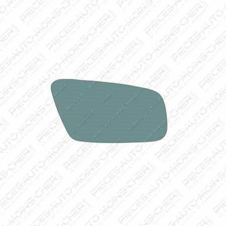 GLACE RETROVISEUR DROIT A3 09/00 - 05/03