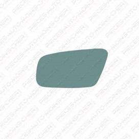 GLACE RETROVISEUR GAUCHE A3 09/00 - 05/03