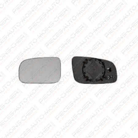 GLACE RETROVISEUR GAUCHE A6 05/97 - 05/01