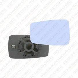 GLACE RETROVISEUR GAUCHE AUDI 80 10/86 - 10/91