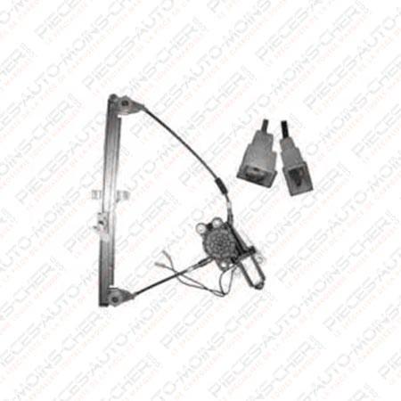 LEVE-VITRE ELECTRIQUE AVANT DROIT (2 FILS) AUDI 80 11/91 - 01/95