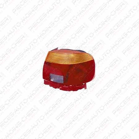 FEU ARRIERE DROIT ROUGE/ORANGE A4 02/95 - 01/99
