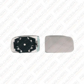 GLACE RETROVISEUR GAUCHE (CONVEXE) PANDA 09/03 - 10/09