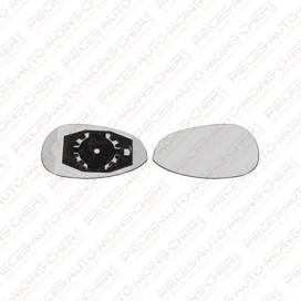 GLACE RETROVISEUR DROIT (CONVEXE/CHAUFFANT) 500 DEPUIS LE 09/07