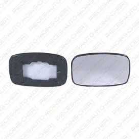 GLACE RETROVISEUR DROIT (CONVEXE/CHAUFFANTE) FIESTA 09/95 - 08/99