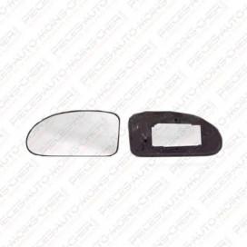 GLACE RETROVISEUR DROIT BLANCHE/CONVEXE FOCUS 10/98-12/01