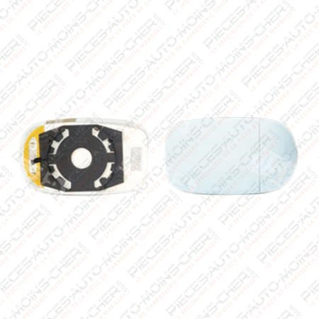 GLACE RETRO G (CHAUF/ASPHE) ALFA 166 09/98 - 09/03