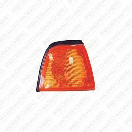 FEU AVANT DROIT ORANGE AUDI 80 10/86 - 10/91
