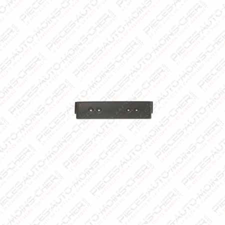 SUPPORT PLAQUE AVANT NOIR AUDI 80 11/91 - 01/95