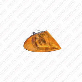 FEU AVANT DROIT ORANGE SERIE 3 E46 07/98 - 08/01