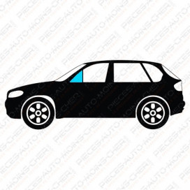 DEFLECTEUR ARRIERE GAUCHE VERT BMW 3 SER