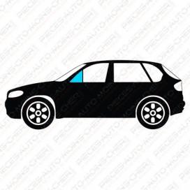 DEFLECTEUR ARRIERE DROIT VERT BMW 3 SERI