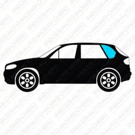 CUSTODE ARRIERE GAUCHE VERTE BMW MINI I