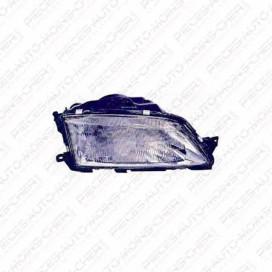 PHARE DROIT H4 MANUEL/ELECTRIQUE 306 04/93 - 04/97