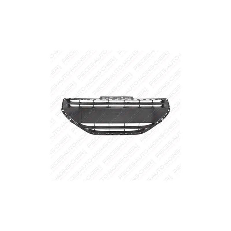 grille inferieur pare chocs avant gris manathan peugeot 208 3 portes. Black Bedroom Furniture Sets. Home Design Ideas