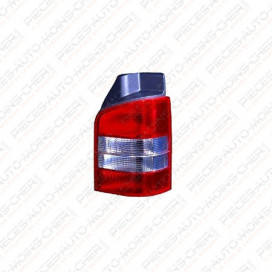 FEU ARRIERE DROIT ROUGE/BLANC 1 PORTE TRANSPORTER T5 11/03 - 12/08