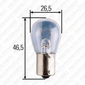 LAMPE E (12V 25W BA15S)