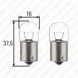 LAMPE R5W (12V 5W) LOT x2