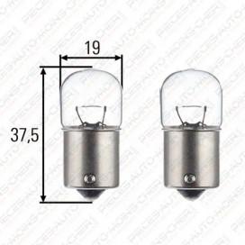 LAMPE R10W (12V 10W) LOT x2