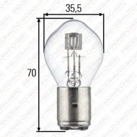 LAMPE B (24V 45/40W BA20D)