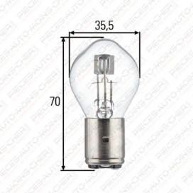 LAMPE (6V 45/40W BA21D)