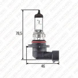 LAMPE HB4 (12V 51W P22D)