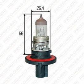 LAMPE H13 (12V 60/55W P26.4T)