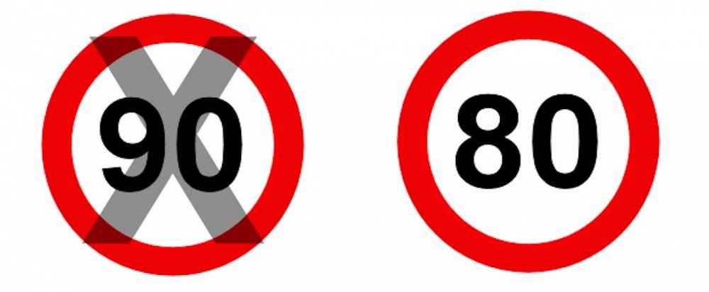 limitation 80-kmh pièces auto