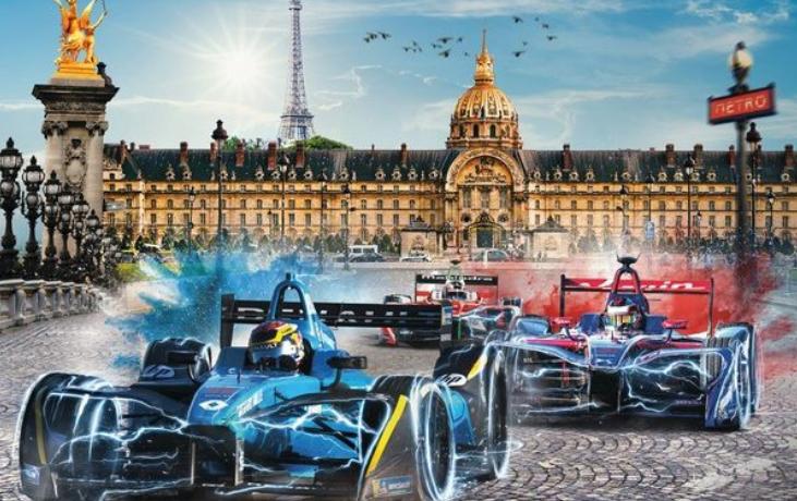 E Prix Paris