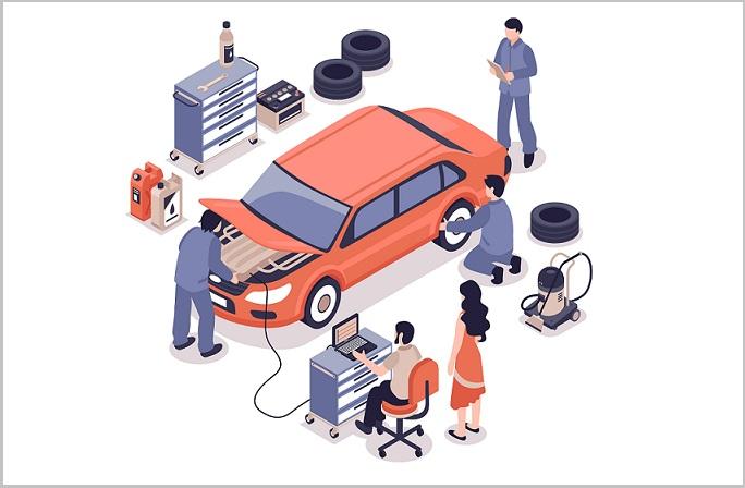 WLTP garage